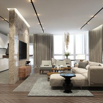 Квартира в ЖК «Liner»